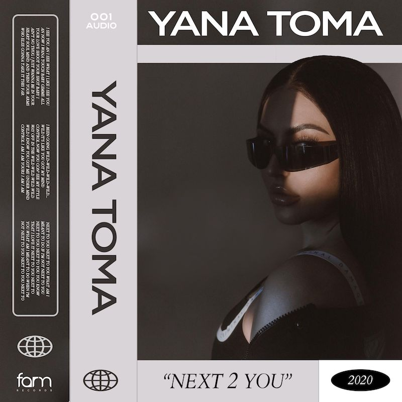 "Yana Toma - ""Next 2 You"" cover"