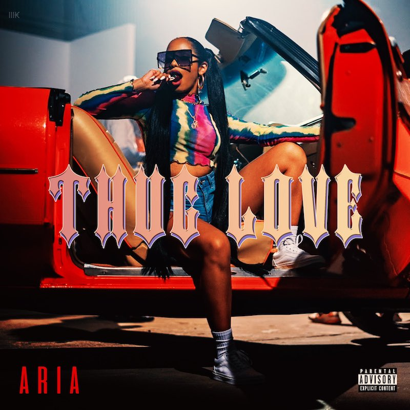 "Aaria - ""Thug Love"" cover"