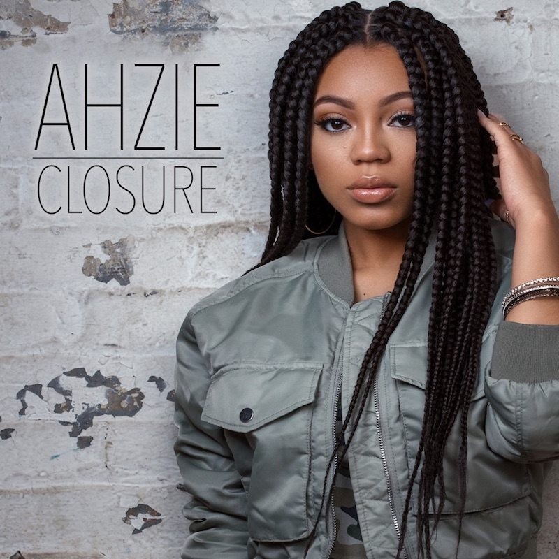 "Ahzie - ""Closure cover"
