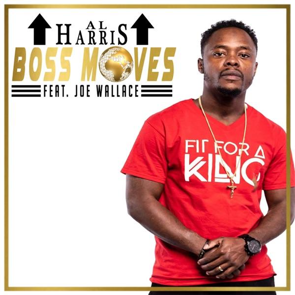 "Al Harris - ""Boss Moves"" cover"