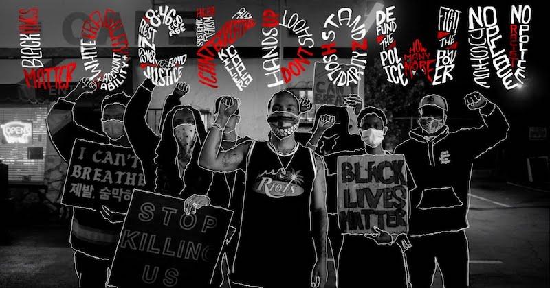 "Anderson .Paak - ""Lockdown (Remix)"" banner"