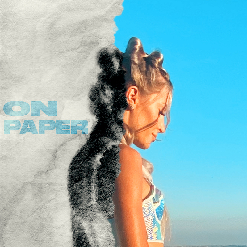 "Delaney Jane - ""On Paper cover"