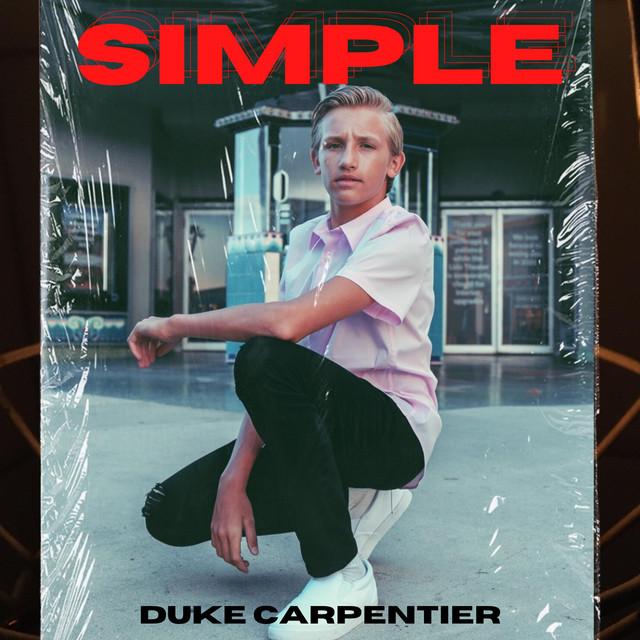 "Duke Carpentier - ""Simple"" cover"