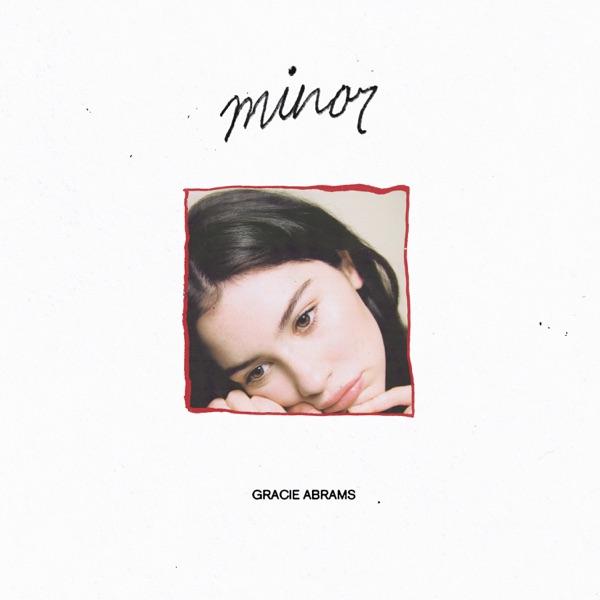 "Gracie Abrams's ""minor"" EP cover"