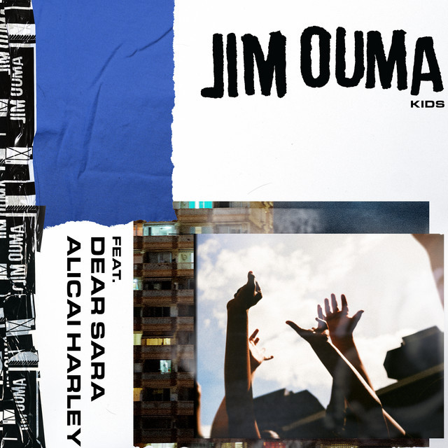 "JIM OUMA - ""Kids"" cover"