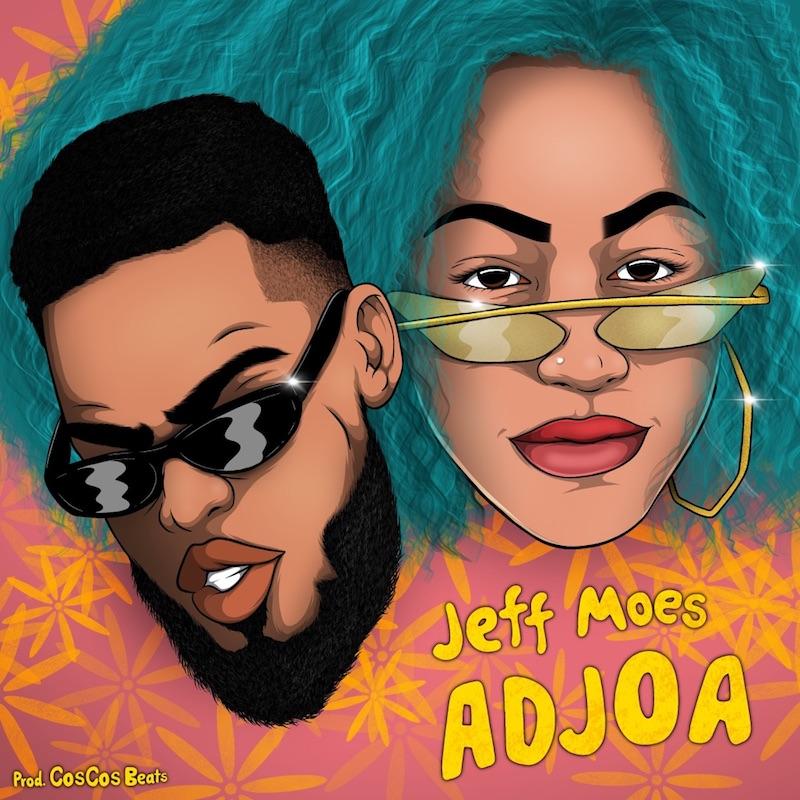 "Jeff Moes - ""Adjoa"" cover"