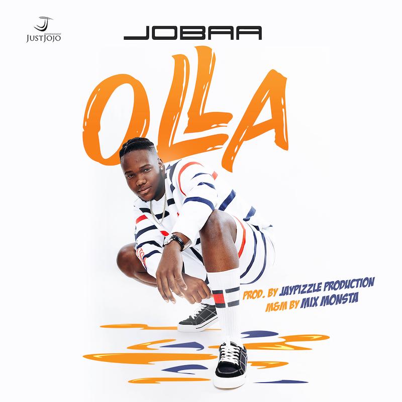 "Jobaa - ""Olla"" cover"