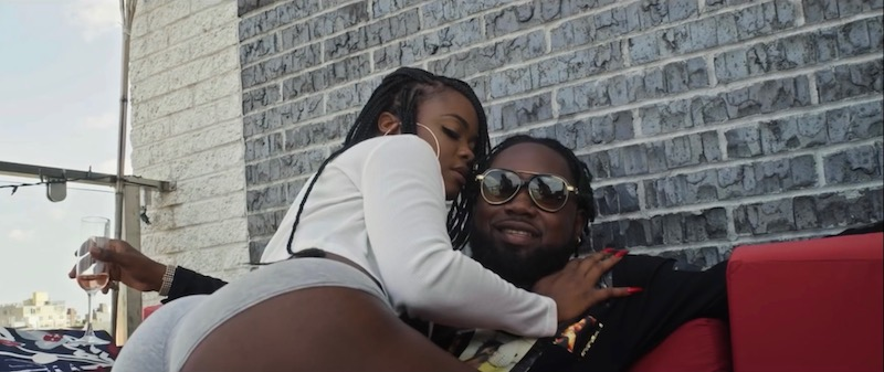 "Kranium ""Gal Policy"" BTS photo"