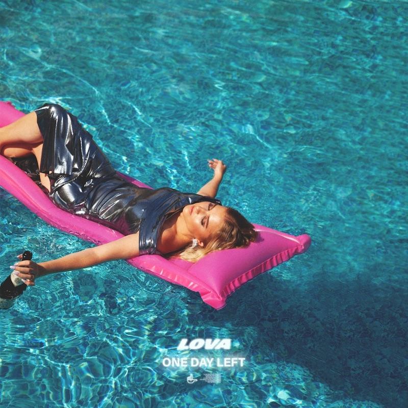 "LOVA - ""One Day Left"" cover"