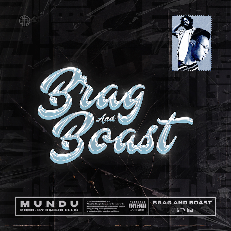 "MUNDU - ""Brag and Boast"" cover"