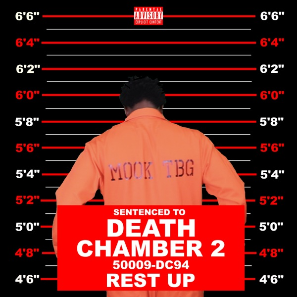Mook TBG – Death Chamber 2 cover