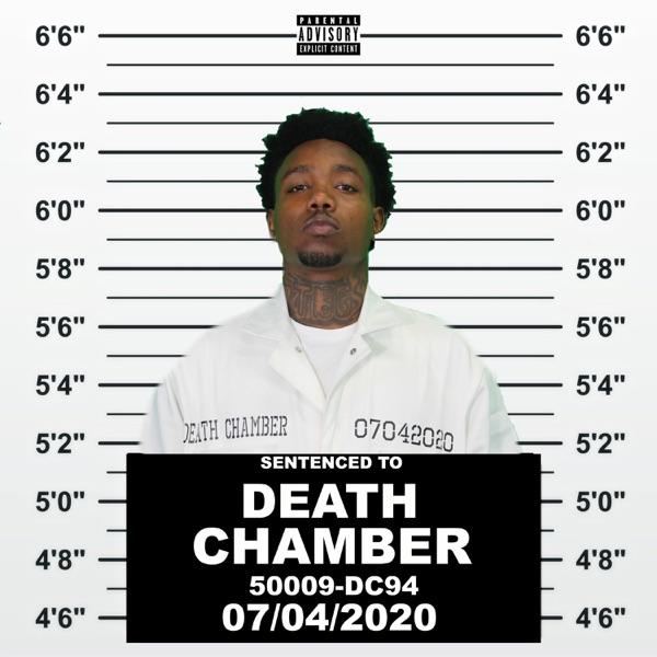 "Mook TBG - ""Death Chamber"" album cover"