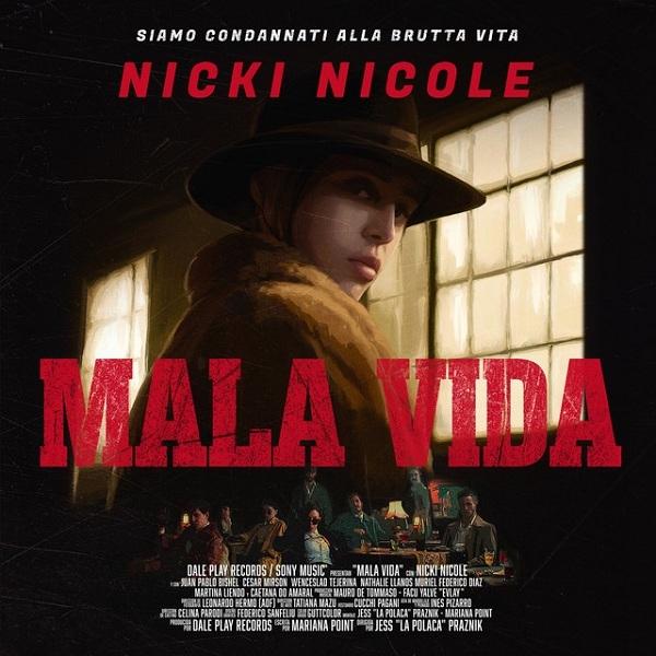 "Nicki Nicole - ""Mala Vida"" cover"