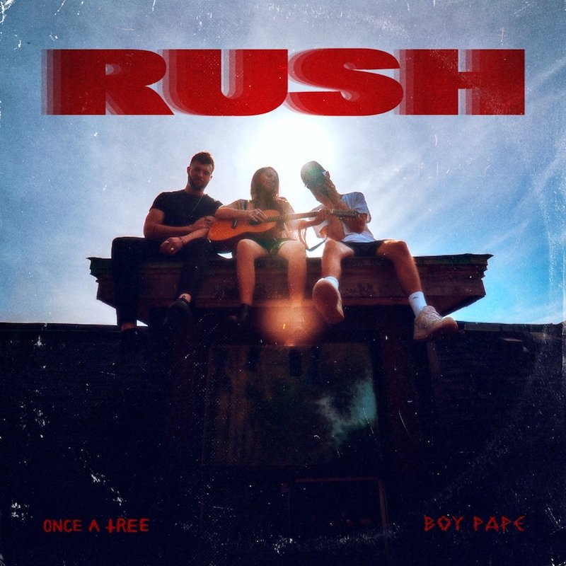 """Once A Tree - """"Rush (Acoustic)"""" cover copy"""