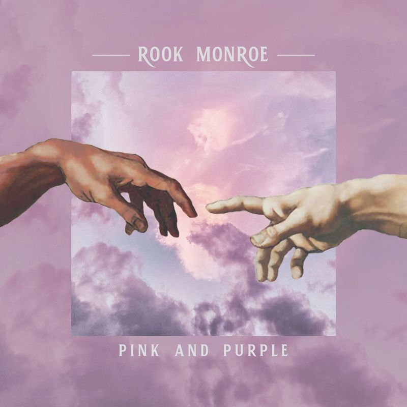"""Rook Monroe - """"Pink and Purple"""" cover art"""