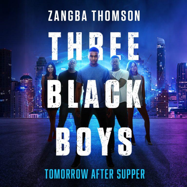 Three Black Boys Banner3