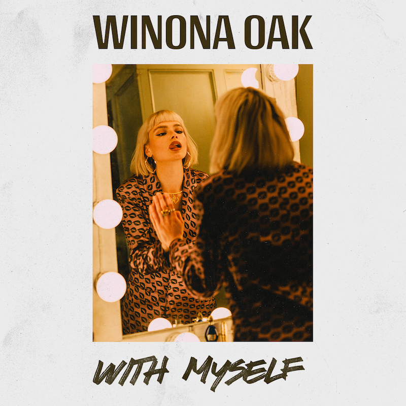 "Winona Oak - ""With Myself"" cover"
