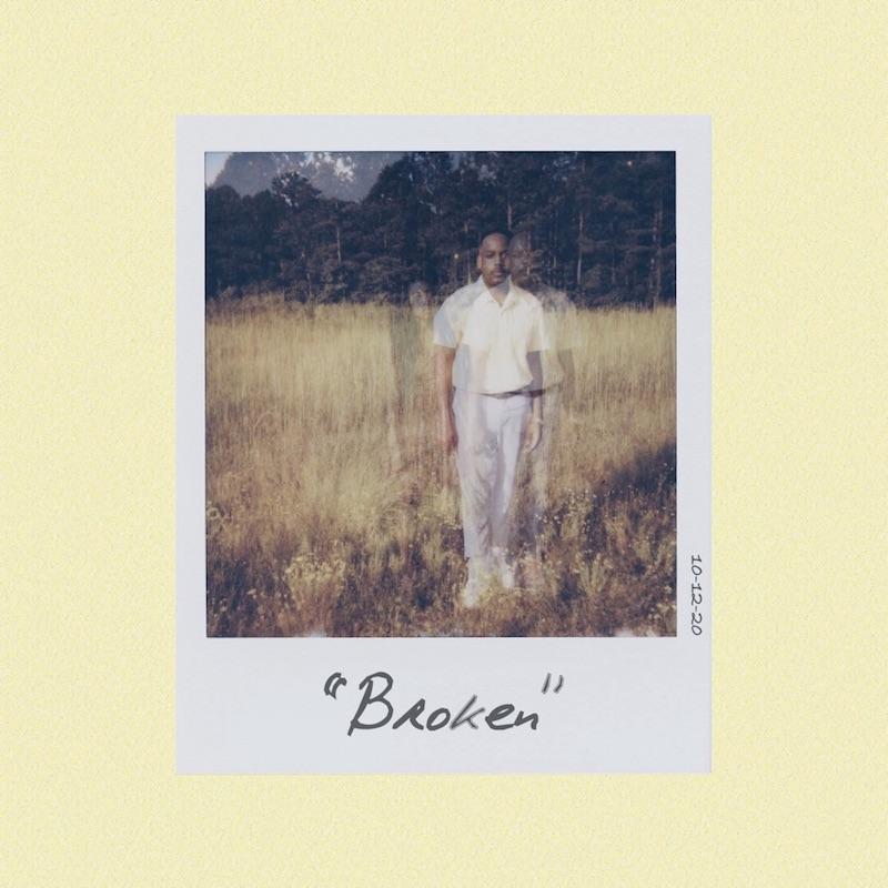 """Duka - """"Broken"""" cover"""