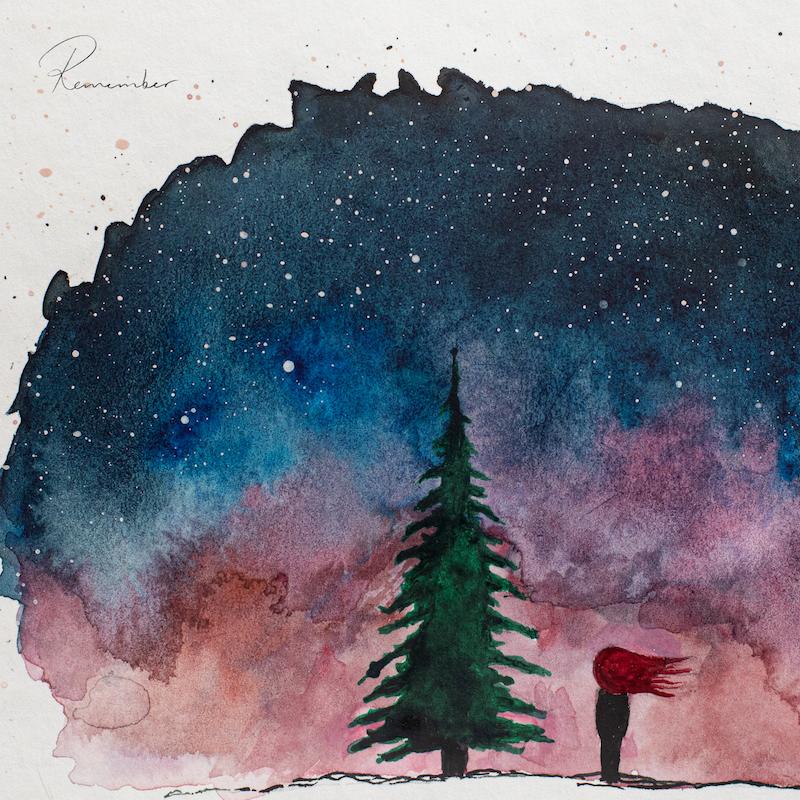 Elina - RememberEP cover