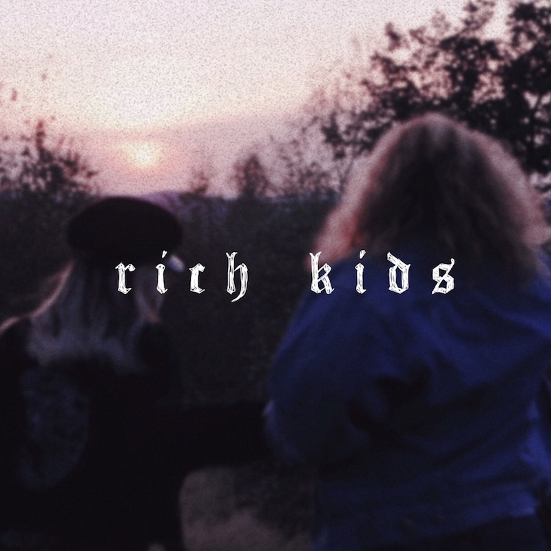 """FLØRE and NOVAA - """"RICH KIDS cover"""