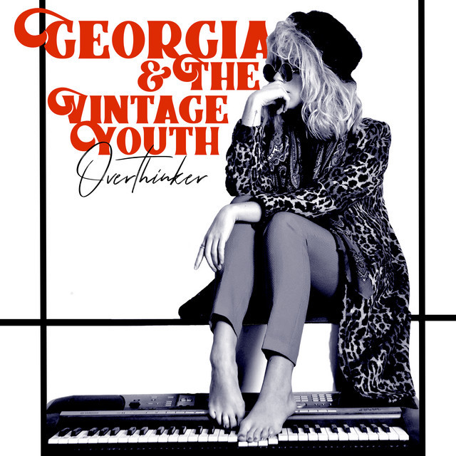 """Georgia & The Vintage Youth - """"Overthinker"""" cover"""