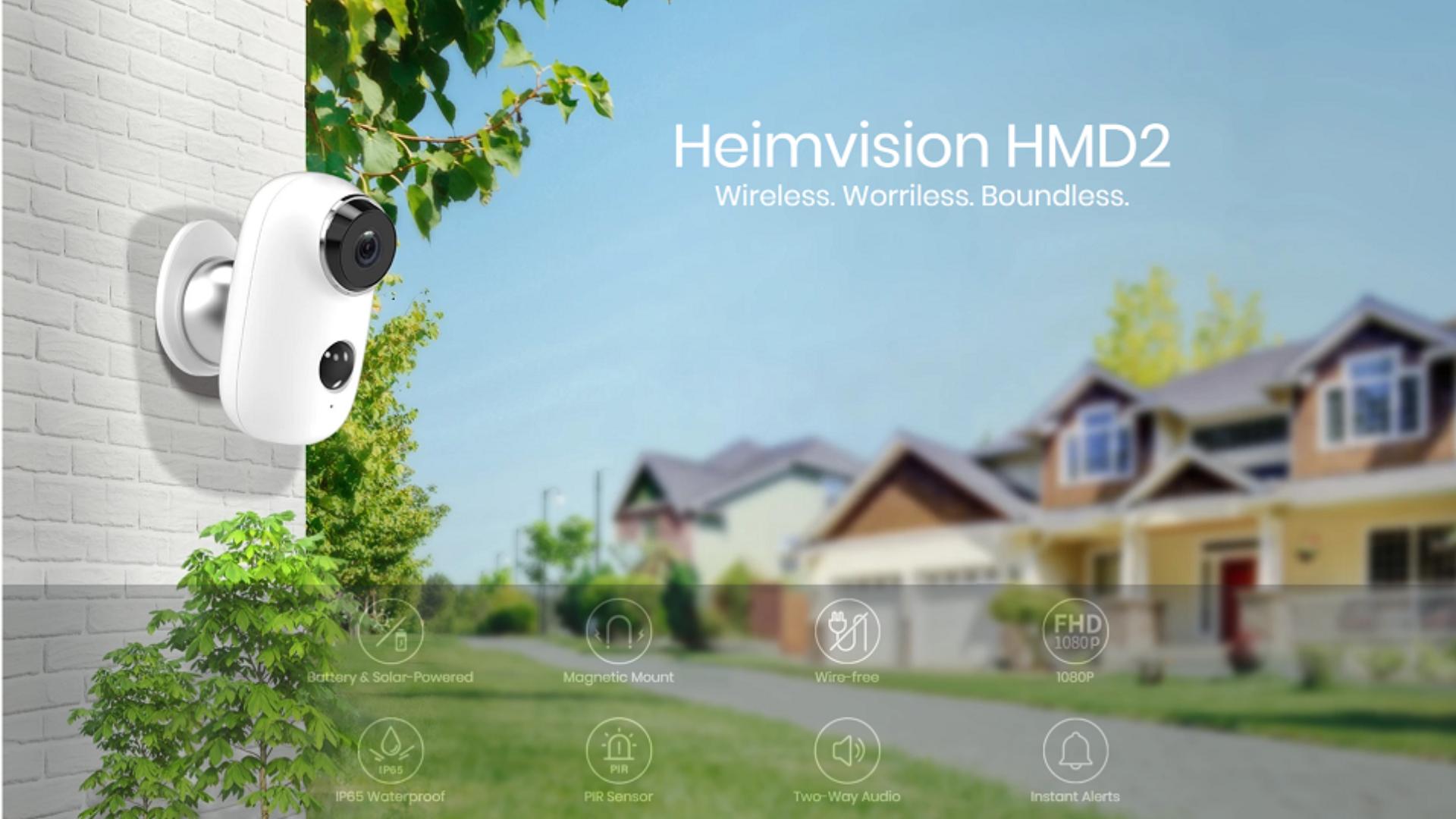 HeimVision Monitor 12