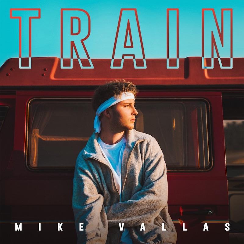 """Mike Vallas - """"Train"""" cover"""