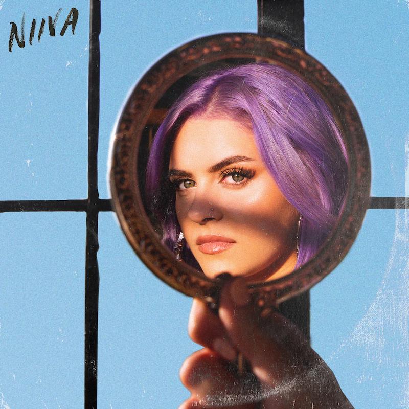 """NIIVA - """"All In"""" cover"""