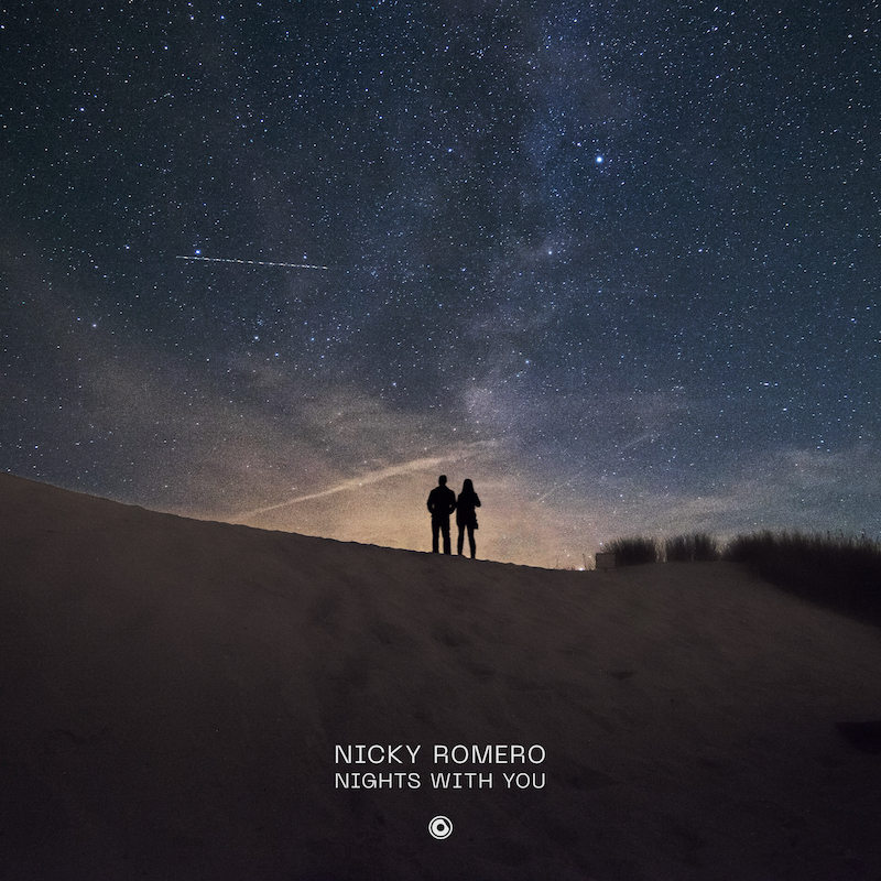 Nicky Romero - Nights With You cover