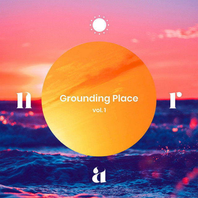 """Nora Toutain - """"Grounding Place Vol. I"""" cover art"""