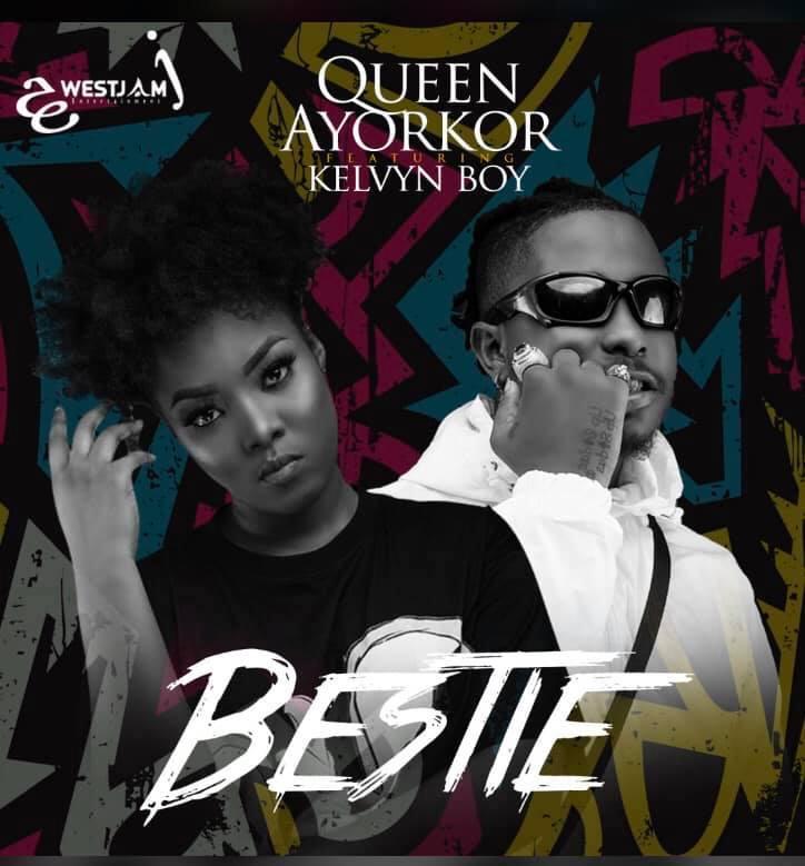 """Queen Ayorkor - """"Bestie"""" cover"""