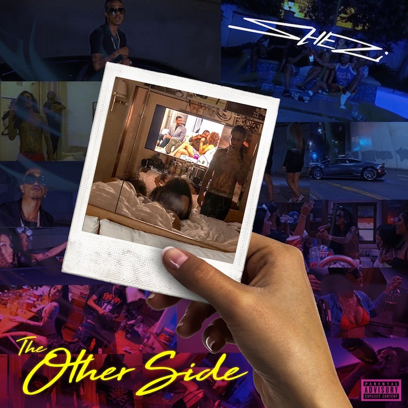 """Shezi Rosewood - """"Other Side"""" cover"""