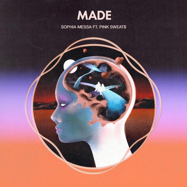 "Sophia Messa - ""Made"" cover"