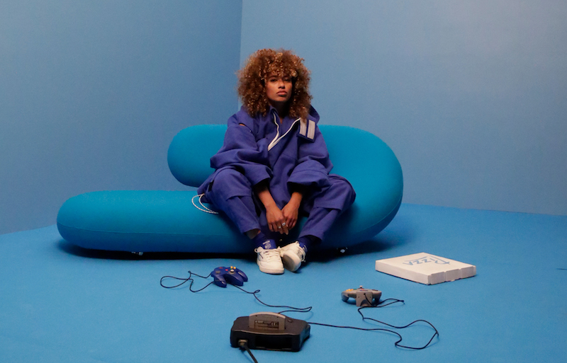 """Starley - """"One of One"""" BTS photo - landscape"""