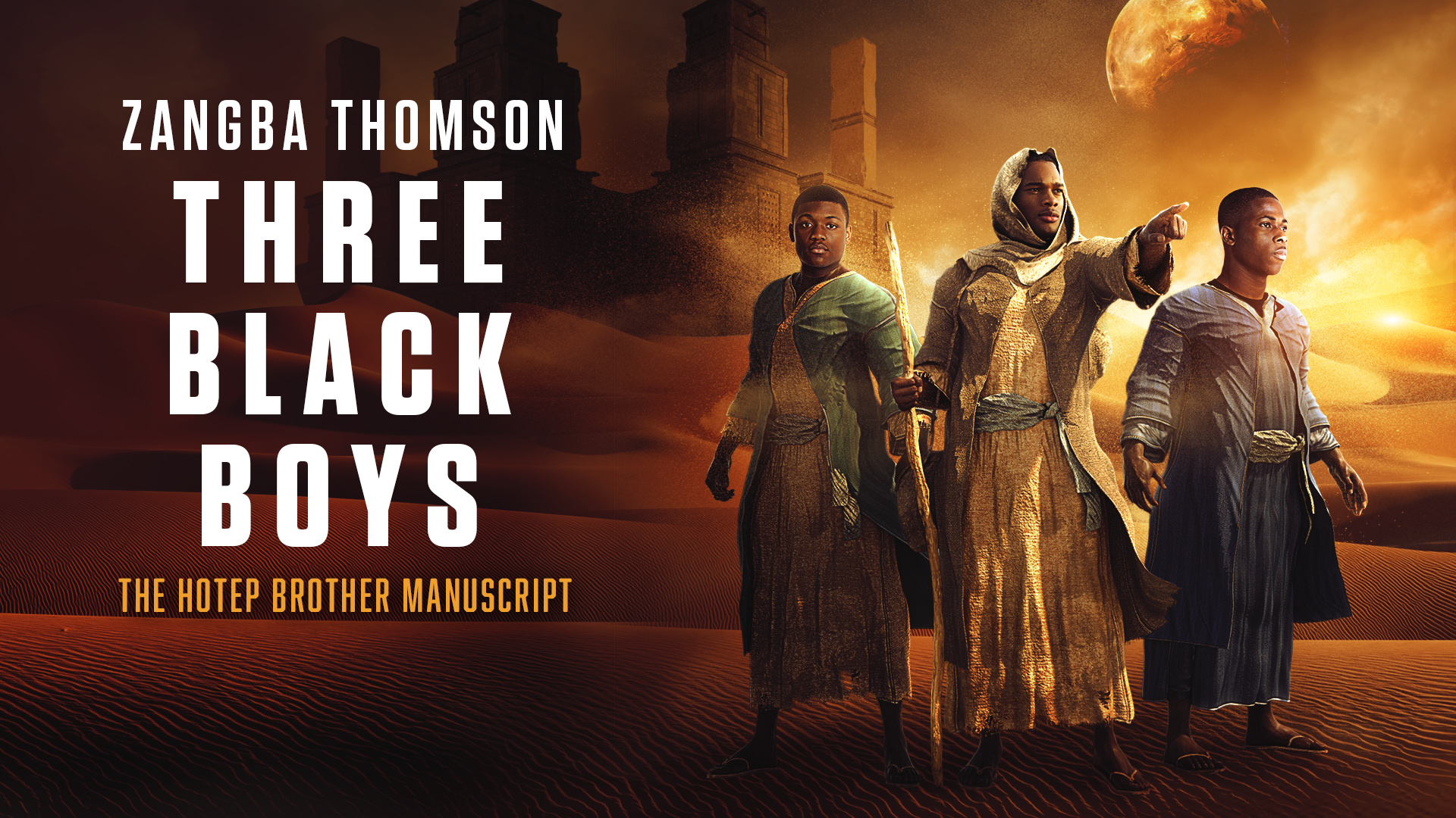 Three Black Boys - Banner 1920x1080