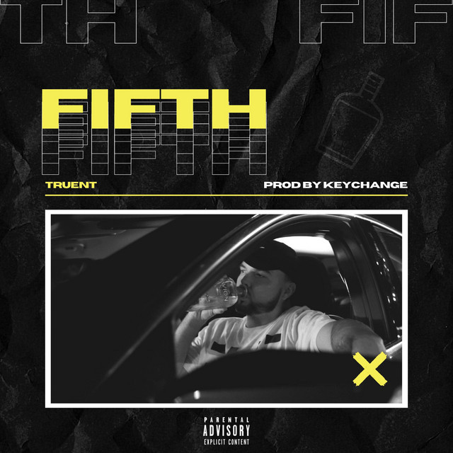 """Truent - """"Fifth"""" cover"""