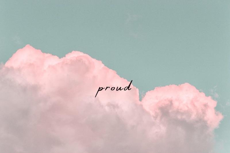 Vanda - Proud cover art