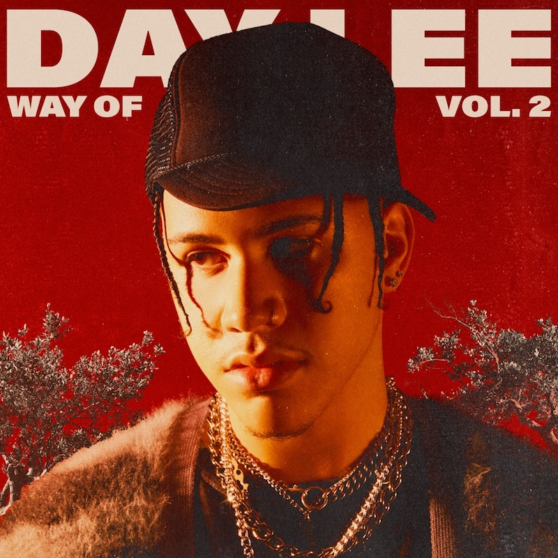 "Day Lee - ""WAY OF Vol. 2"" cover"