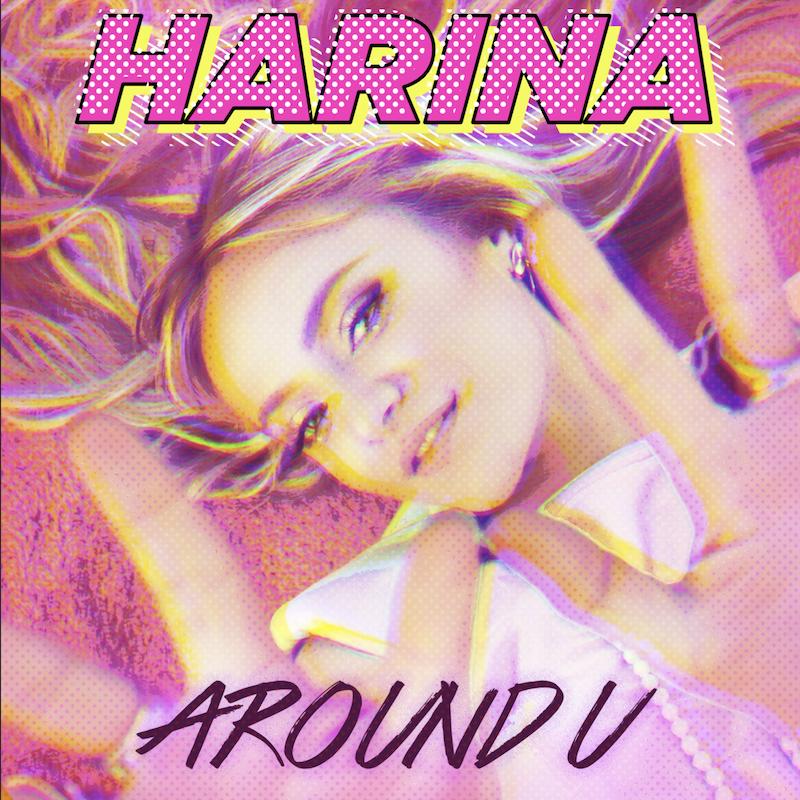 "Harina - ""Around U"" cover"