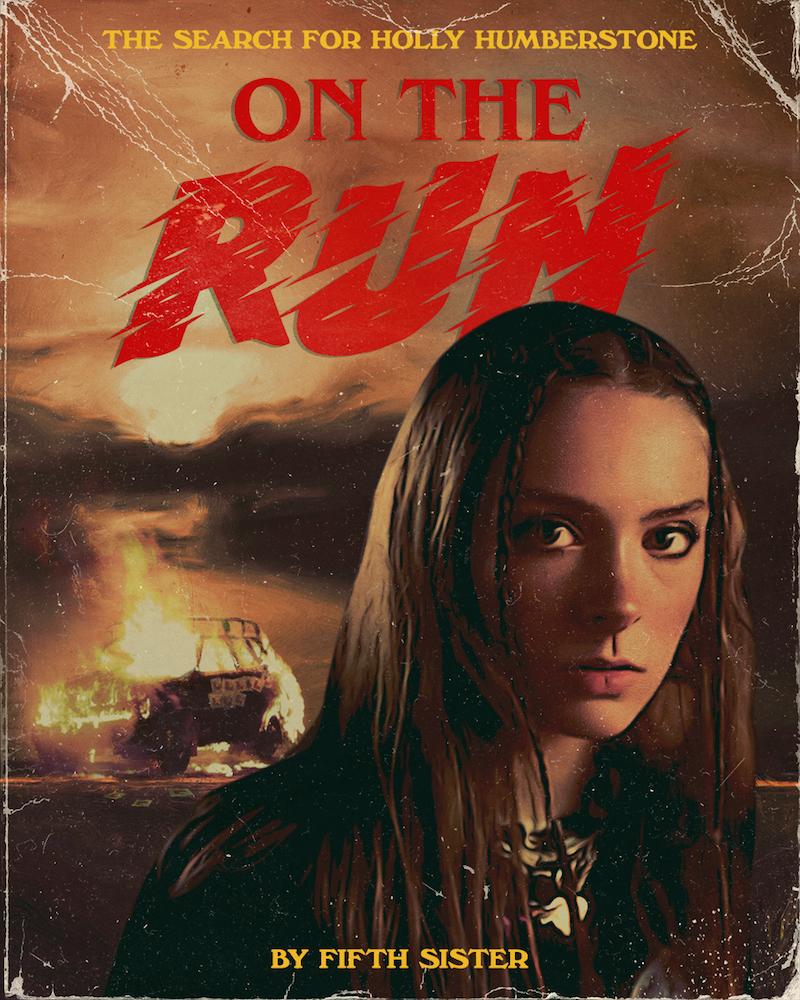 "Holly Humberstone - ""On The Run"" short film"