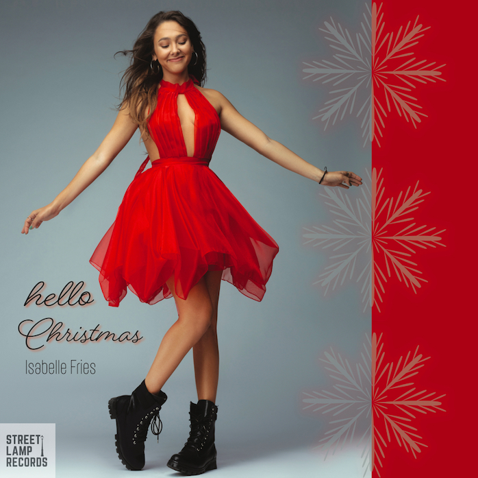 Isabelle Fries - Hello Christmas cover art