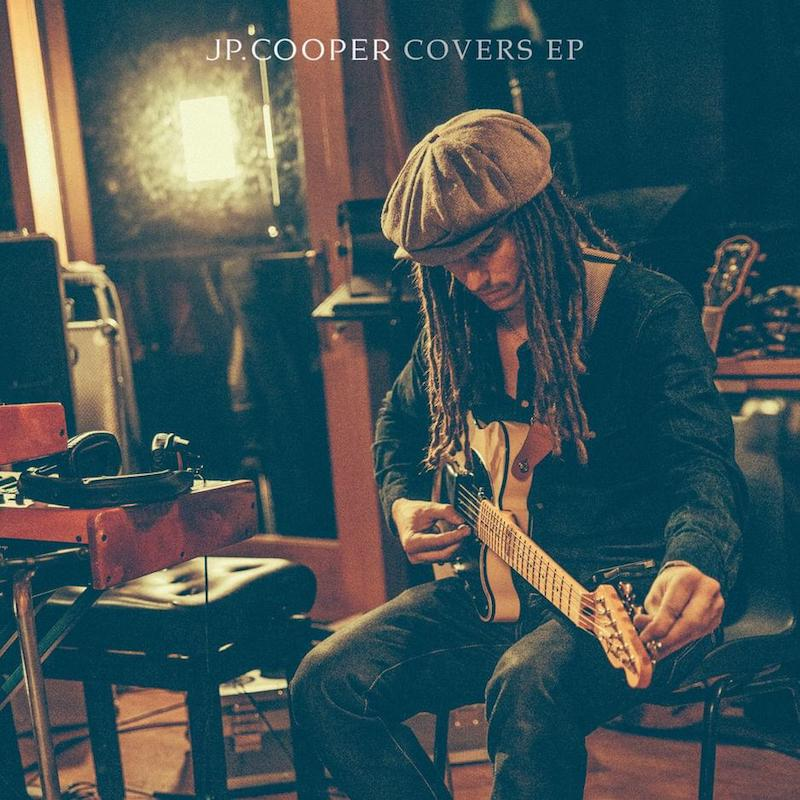 """JP Cooper - """"Covers"""" cover"""