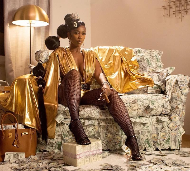 Kash Doll press photo