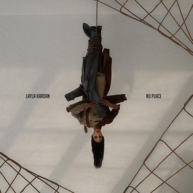 "Layla Kardan - ""No Place"" cover - photo by @abdullaelmaz"
