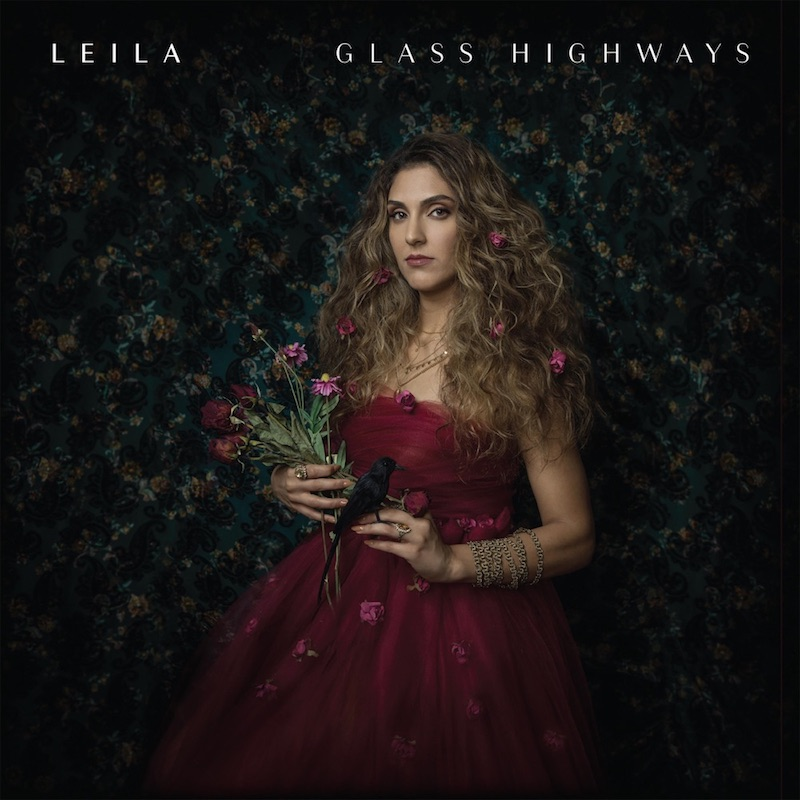 "Leila - ""Glass Highways"""
