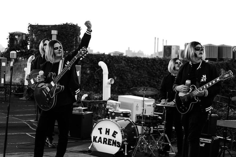 Local Nomad - Karen music video photo