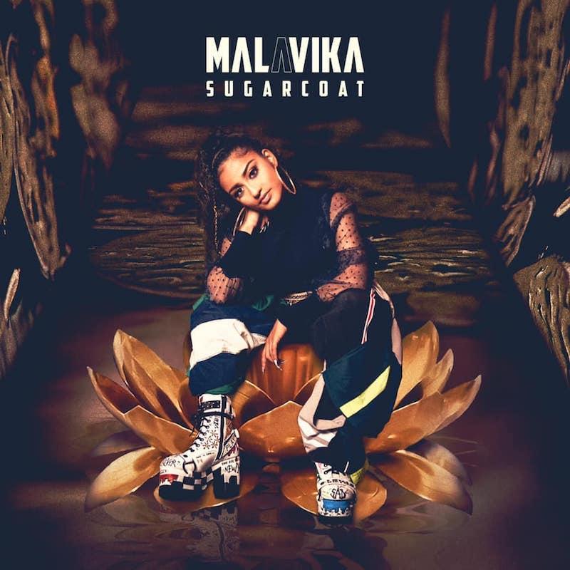 "Malavika - ""Sugarcoat"" cover"