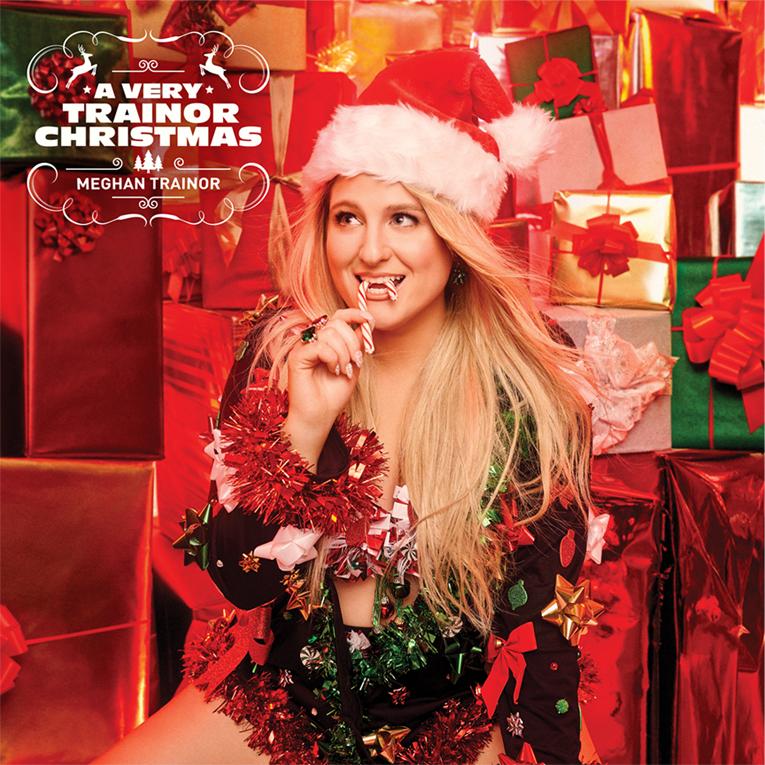 "Meghan Trainor - ""A Very Trainor Christmas"" cover"