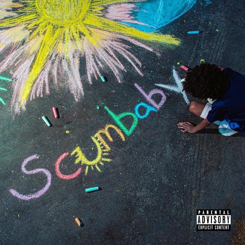 """Peter $un - """"Scumbaby"""" cover art"""