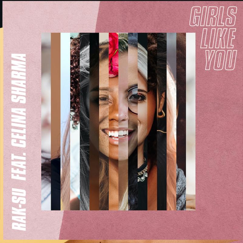 "Rak-Su - ""Girls Like You"" cover art"
